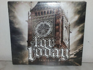 CD-FOR-TODAY-IMMORTAL-DIGISLEEVE-NUOVO-NEW