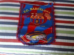 Banderín F. C. Barcelona - España - Banderín F. C. Barcelona - España