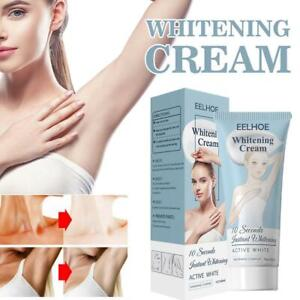 Whitening Cream Body Dark Skin Armpit Knee Lightening Bikini Underarm Inner 2020
