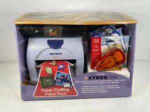 Xyron 510 Paper Crafing Value Pack Sticker Magnet Label Maker Laminator