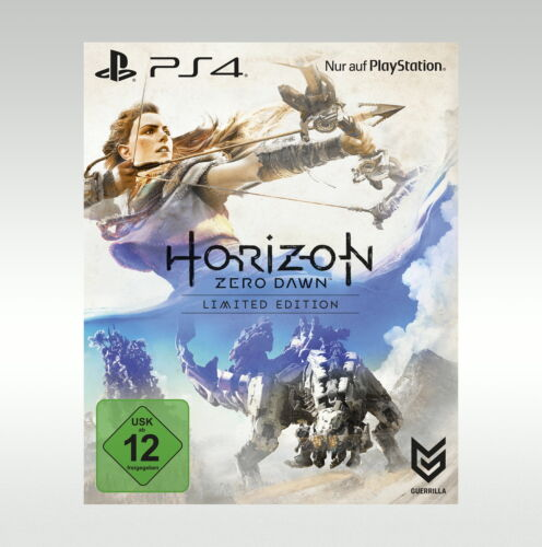 1 von 1 - Horizon: Zero Dawn Limited Edition (Sony PlayStation 4, 2017)