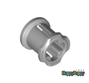 Lego 20x Technic Stopper Hell Grau Light Bluish Gray Technic Bush 3713 Neuware