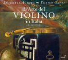 L'Arte del Violino in Italia (CD, Nov-2011, 2 Discs, Glossa)