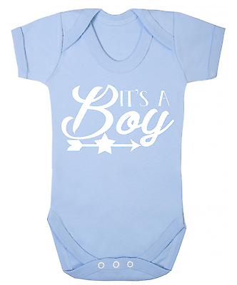 White Baby Grow-Grossesse annonce-You are going to be a Daddy bébé-Gilet