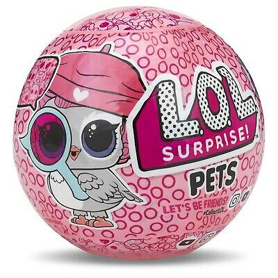 Ball L.O.L Überraschung NEU /& OVP 2 x LOL Surprise Pets SERIE 4