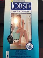 Jobst Ultrasheer Compression Therapeutic Knee High 20-30mmhg Lowest Price (new)