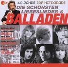 Die Balladen: Das Beste Aus 40 Jahren Hitparade by Various Artists (CD, Mar-2009, Ariola Express)