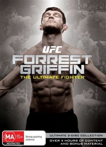 1 of 1 - UFC - Forrest Griffin - The Ultimate Fighter (DVD, 2013, 2-Disc Set) BRAND NEW!