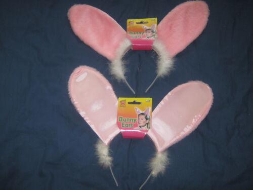 Bunny EARS in Rosa Per gallina Notti e FANCY DRESS
