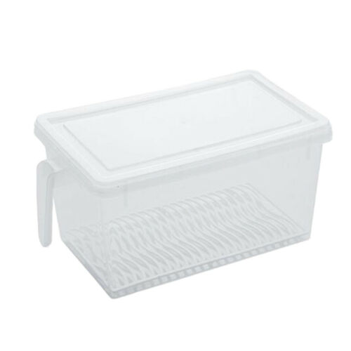 Fruits Meat Refrigerator Storage Containers Box for Produce Vegetables