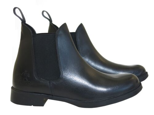 Joy Rider Jana Stable Yard Short Show Classic Plain Horse Riding Jodhpur Boots