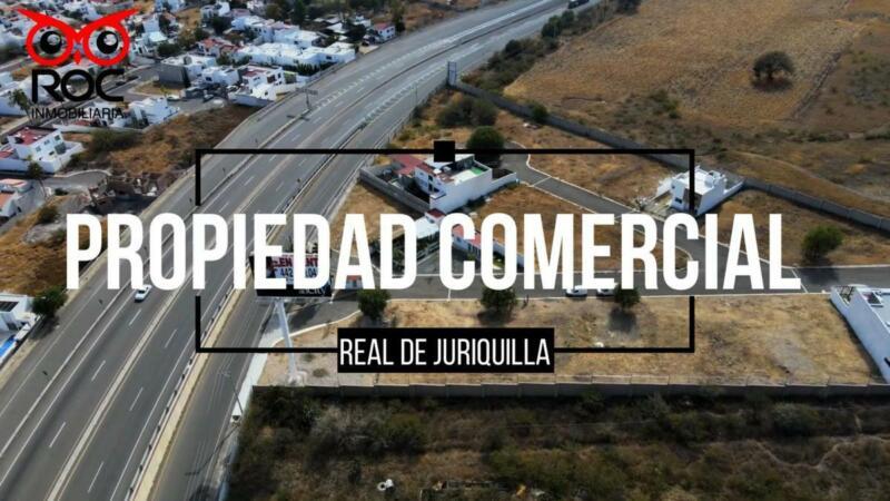 Venta de Terreno Comercial en Real de Juriquilla