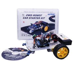 2WD Robot Car Kit Sale! Ideal for Arduino DIY Programming Starters Open Source