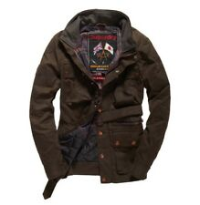 Men's Superdry Endurance Wax Trials Jacket 'L'