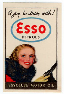 I-B-Cinderella-Collection-Esso-Petrols-A-Joy-to-Drive-With