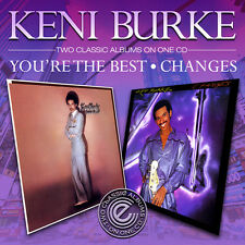 Keni Burke - You're the Best / Changes [New CD] UK - Import