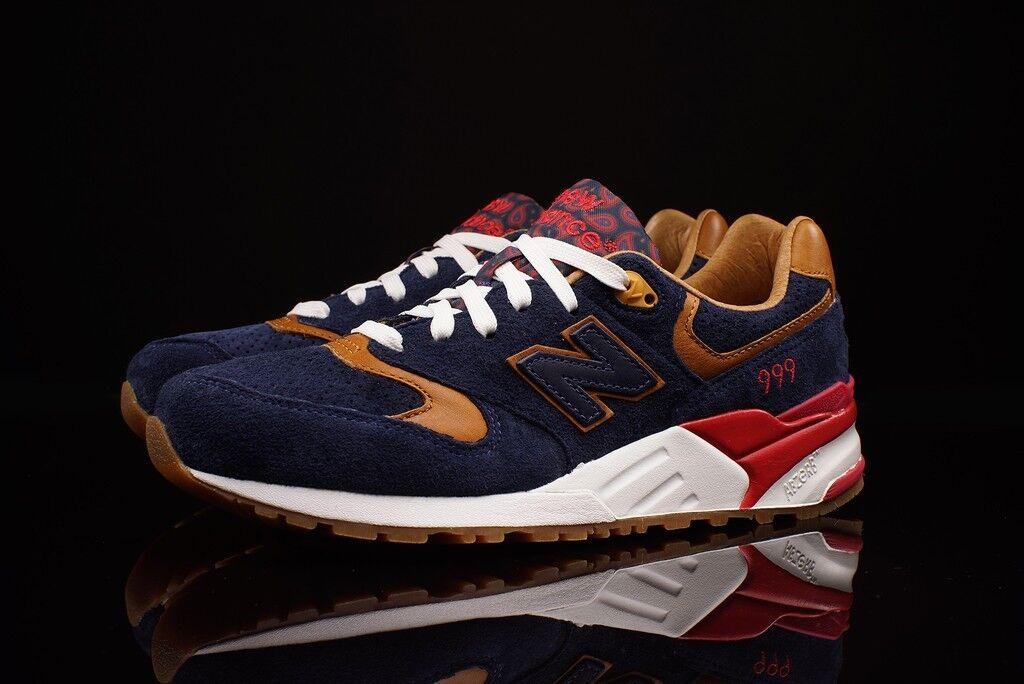 US size  New Balance x Sneaker Politics ML999SP NB Case 999