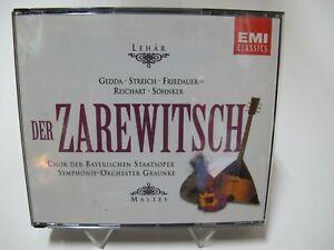 Der-Zarewitsch-Friedauer-Reichart-GEDDA-Mattes-Nicolai-Gedda-Tenor