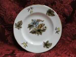 Vintage Royal Worcester The Dorchester Hotel 6 inch Bread and Butter Plate