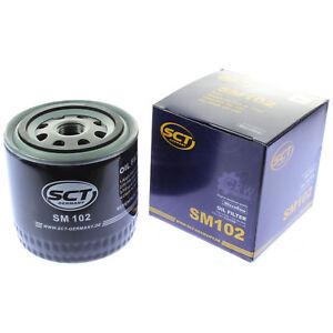 Original-sct-filtro-aceite-SM-102-oil-filtro