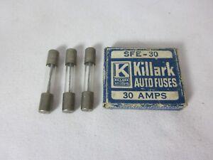 image is loading vintage-killark-auto-fuses-advertising-box-with-3-