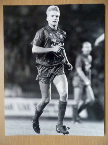 1988 Original Press Photo Geoff Thomas Crystal Palace