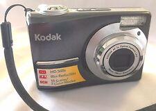 Kodak EASYSHARE C913 9.2MP Digital Camera - Black (P2 & P8)