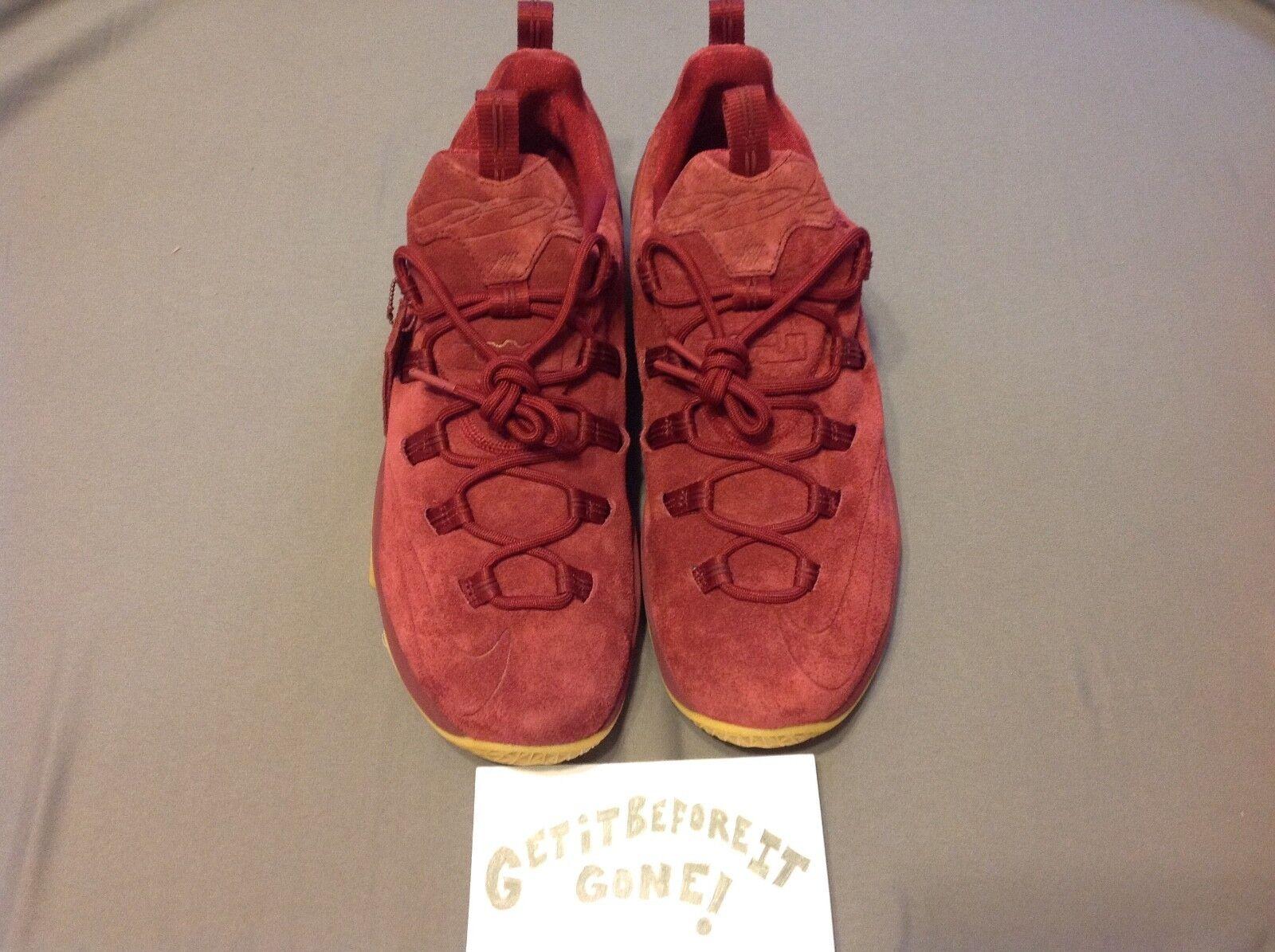 quality design b1b94 9255f (SZ 11.5) Nike Lebron XIII Low PRM Shoes (AH8289 (AH8289 (AH8289