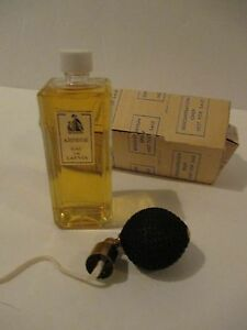Vtg Arpege Eau de Lanvin Perfume 2 Fl Oz with Atomizer Demonstrator Never Used