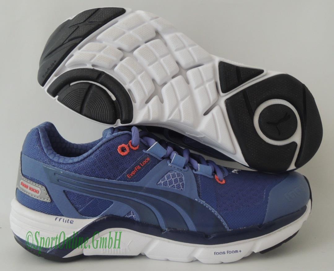 NEU Puma Faas 1000 V1.5 Damen Laufschuhe 38 Running Running Running Schuhe Fitness 188236-04 d6227d