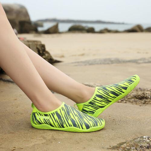 Kids Swim Shoes Boys Girls Quick Dry Barefoot Aqua Sock Water Shoes Beach Pool