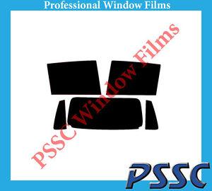 Daihatsu Sirion 5 Door Hatch 2006-2010 Pre Cut Car Auto Window Tint Film 5% Kit