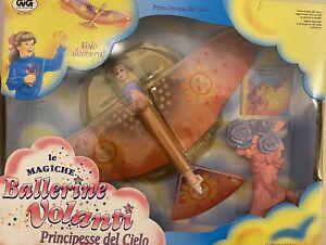Le Magiche Ballerine Volanti Principessa del Sole GiG Anni 90'