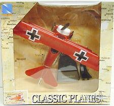 "Fokker Dr.I "" Der Rote Baron"" ,New Ray , ca.1/32, Fertigmodell,*NEU*"