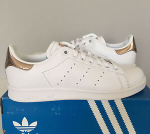 adidas rose gold stan smith