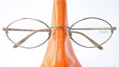 2019 Mode Brille Fassung Damen Kleine Gläser Markengestell Zeiss Dezent Leicht Metall Gr M Einfach Zu Verwenden