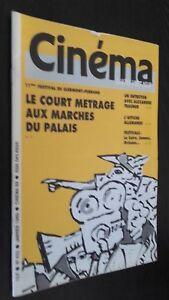 Rivista Settimanale Cinema N° 453 Gennaio 1989 Be