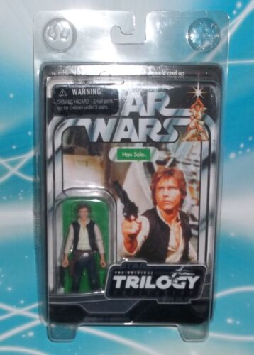 Star Wars votc Original Trilogy VTSC Tatooine contrebandier Blak Vest Han solo figurine