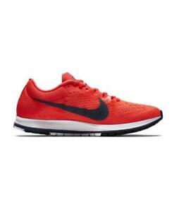 best website ec9a6 df4ec Mens NIKE ZOOM STREAK 6 Bright Crimson Running Trainers 831413 614 ...