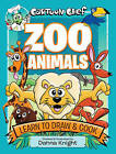 Cartoon Chef Zoo Animals: Learn to Draw and Cook by Dahna Knight (Paperback, 2013)