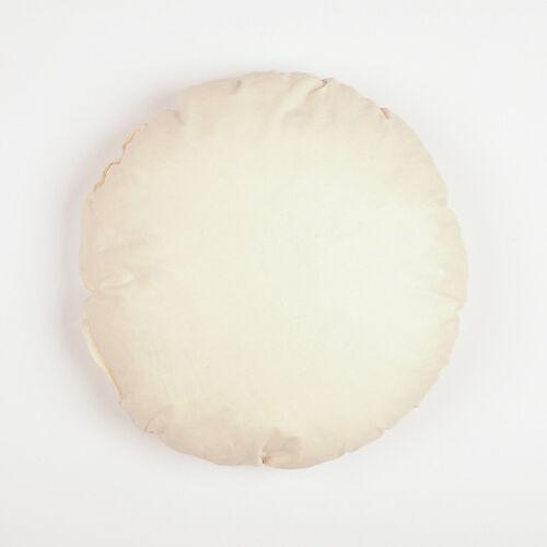 """1 x 32/"""" Round Plume De Canard Filled Coussin Insérer De Remplissage De Coussin Pad Rond 80 cm"""