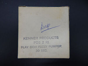 original-vintage-toy-Kenner-Play-Doh-FUZZY-PUMPER-16mm-commercial-reel-tv-ad-old