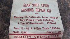 1955-61 Ford Pickup NOS Gear Shift Lever Bushing Kit Brand New FoMoCo