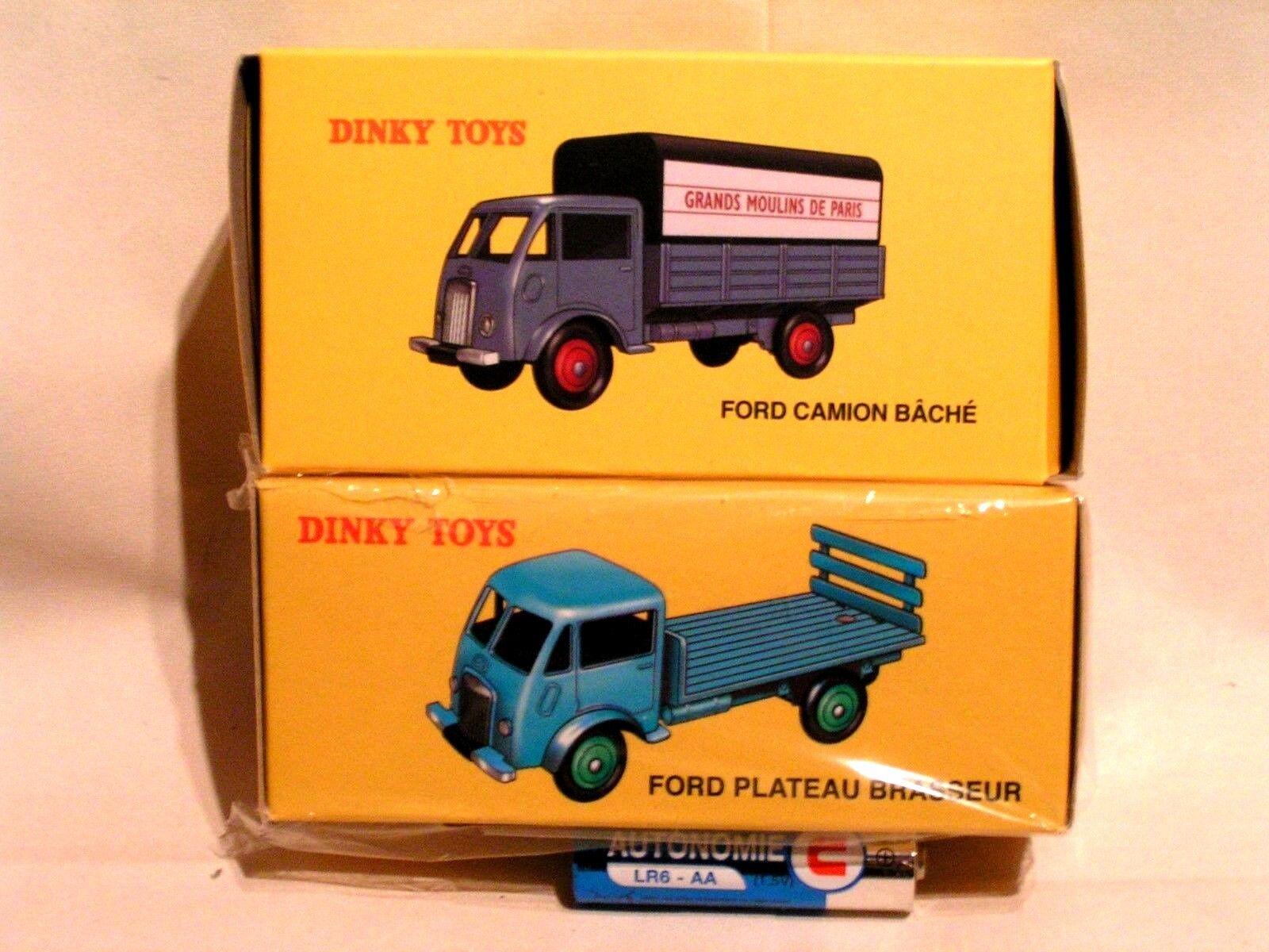 oferta especial DINKY TOYS NOREV NOREV NOREV (ATLAS) 1 43  - 2ème LOT DE CAMIONS FORD POISSY (EN BOÎTES)  Entrega rápida y envío gratis en todos los pedidos.