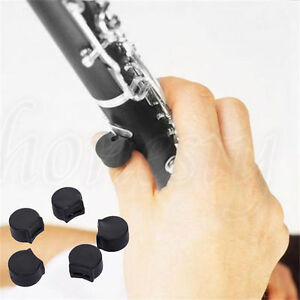 5-10X-Finger-Cover-Rubber-Clarinet-Thumb-Rest-Cushion-Finger-Protector-Comforter