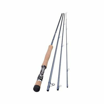 Shakespeare AGILITY 2 Fly Fishing Rod + Hard Carry Case - All Models - NEW 2017