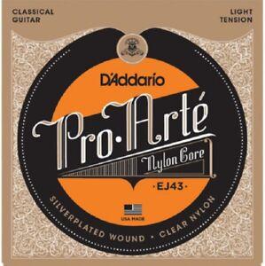D-039-Addario-EJ43-Pro-Arte-Normal-Light-Classical-Guitar-Strings