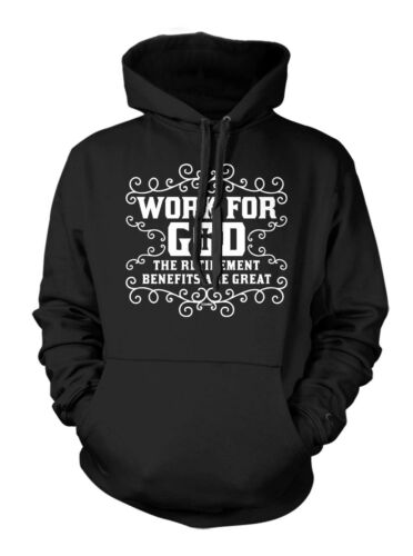 Hoodie großartig Gott religiöser Vorteile die sind arbeiten Für Sweatshirt w0xqUPq