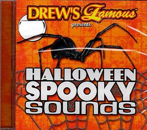 Drew's Famous HALLOWEEN SPOOKY SOUNDS 63 SCARY SOUND EFFECTS TO ...