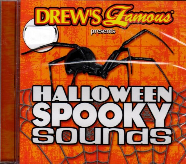drew s famous halloween spooky sounds 63 scary sound effects to
